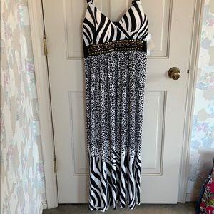 NWT Studio West Maxi Dress Size XL